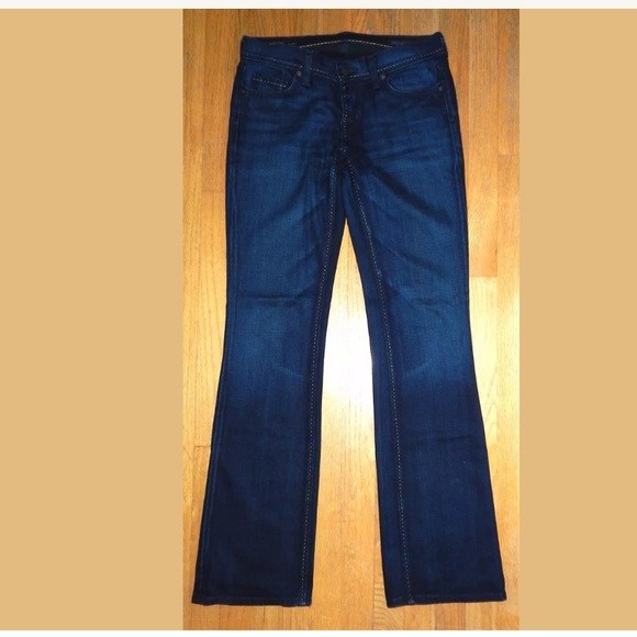 Citizens Of Humanity Denim - Dark wash Citizens of Humanity Jeans 28